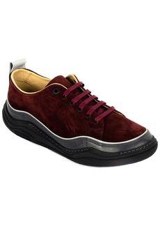 Lanvin Suede Sneaker