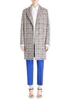 Lanvin Tweed Coat