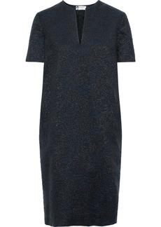 Lanvin Woman Brocade Dress Midnight Blue