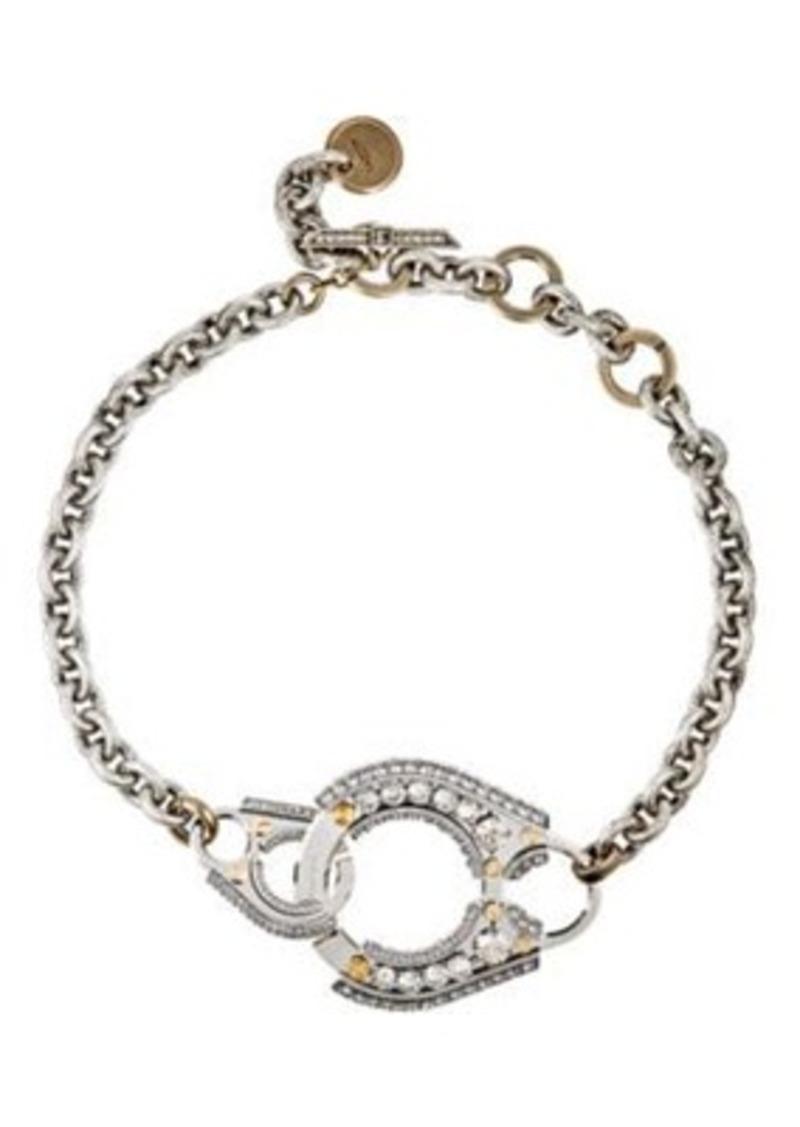 Lanvin Women's Chain-Link Choker