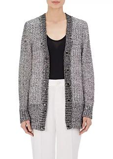 Lanvin Women's Cotton-Blend Bouclé Cardigan
