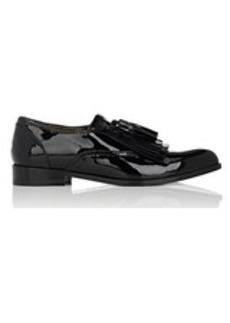 Lanvin Women's Kiltie Patent Leather Loafers