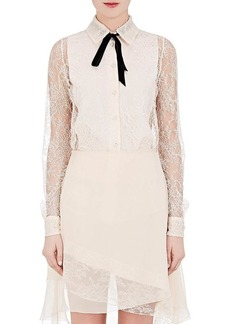 Lanvin Women's Lace Blouse