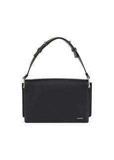 Lanvin Women's Pixel-It Leather Crossbody Bag - Black