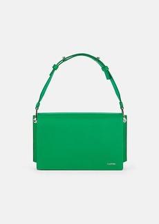b6adc124488 Lanvin Women's Pixel-It Leather Crossbody Bag - Green