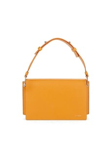 Lanvin Women's Pixel-It Leather Crossbody Bag - Saffron