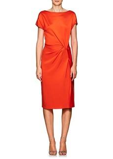 Lanvin Women's Ruched Sheath Dress