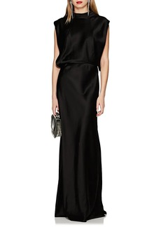 Lanvin Women's Satin Gown