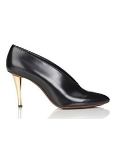 Lanvin Women's Tapered-Toe Pumps-BLACK Size 6.5
