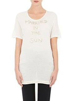 Lanvin Women's Wedding T-Shirt