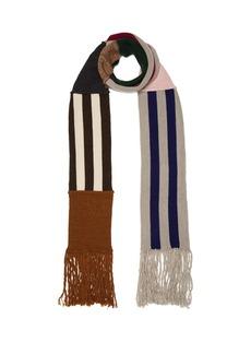 Lanvin Wool-blend scarf