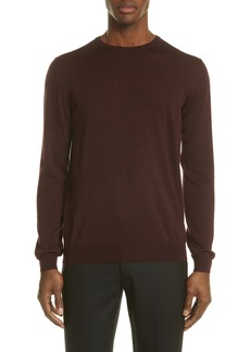 Lanvin Wool Crewneck Sweater