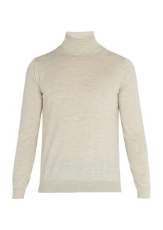 Lanvin Wool roll-neck sweater