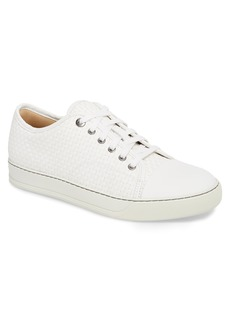 Lanvin Woven Low Top Sneaker (Men)