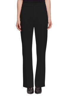 Lanvin Woven Slim-Leg Trousers