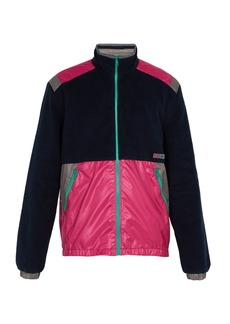 Lanvin Zip-up fleece jacket