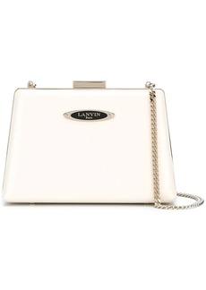 Lanvin Le Petit Sac box clutch