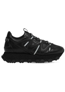 Lanvin Lightening Leather Chunky Sneakers