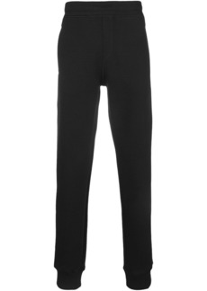 Lanvin logo patch track trousers