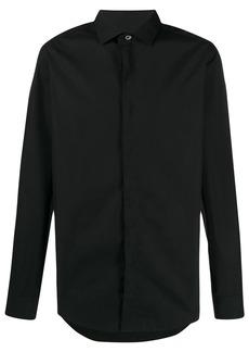 Lanvin long sleeve poplin shirt
