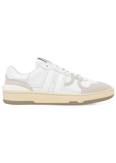 Lanvin Low Top Lace-up Sneakers