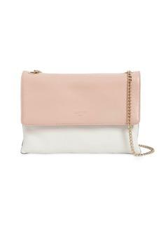 Lanvin Mini Sugar Two Tone Nappa Leather Bag