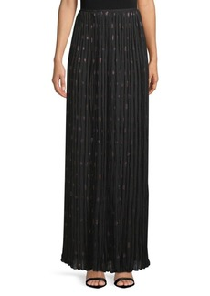 Lanvin Pleated Go-To Skirt