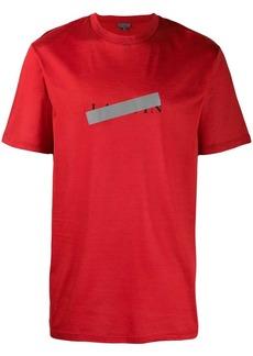Lanvin printed logo T-shirt