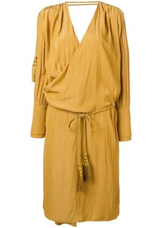 Lanvin relaxed fit dress