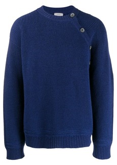 Lanvin ribbed knit sweatshirt