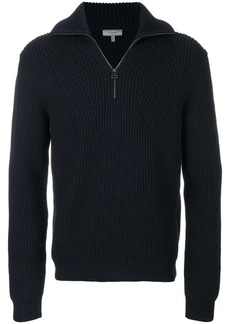 Lanvin ribbed zip jumper
