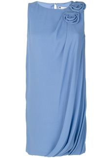 Lanvin rosette-embellished dress