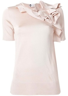 Lanvin ruffled top