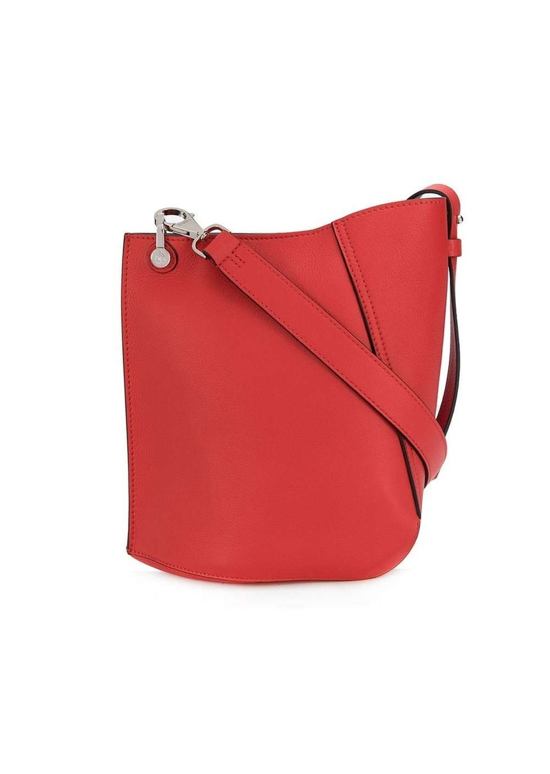 Lanvin coin pouch bucket bag