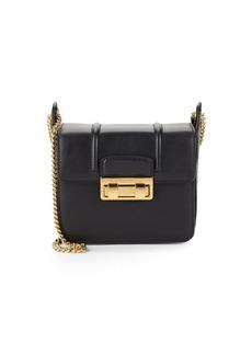 Lanvin Sac Jiji Mini Leather Shoulder Bag