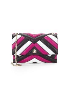Lanvin Sac Sugar Mini Leather Shoulder Bag