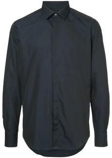 Lanvin shimmer smart shirt