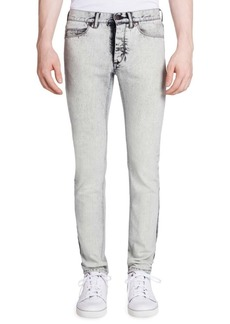 Lanvin Slim-Fit Overdyed Jeans
