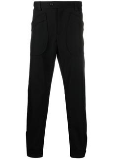 Lanvin slim fit trousers