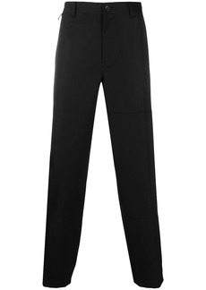 Lanvin straight-leg cropped trousers
