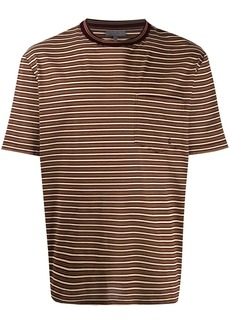 Lanvin striped print T-shirt