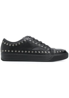 Lanvin studded low-top sneakers