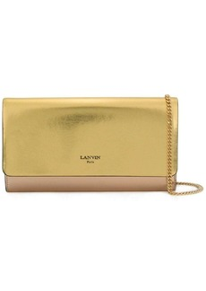 Lanvin Sugar clutch bag