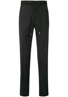 Lanvin tailored track pants
