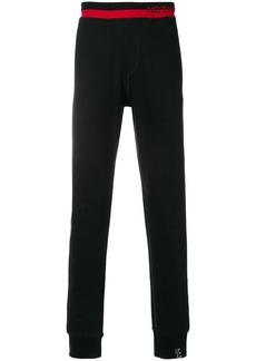 Lanvin tapered track pants
