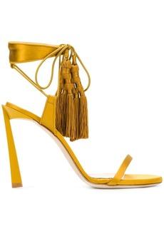Lanvin tasseled sandals