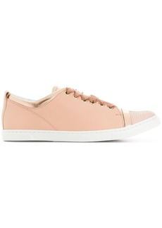 Lanvin textured Tennis sneakers