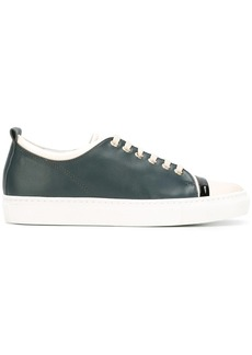 Lanvin three-tone sneakers