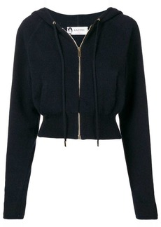 Lanvin V-neck knit jacket