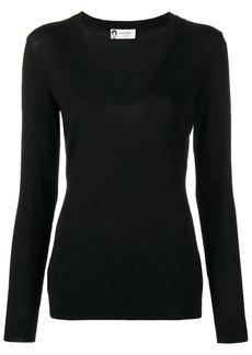 Lanvin v-neck long sleeve sweater
